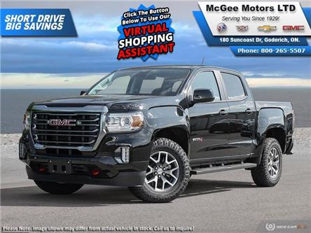 2021 GMC Canyon  (Stk: 102565) in Goderich - Image 1 of 23