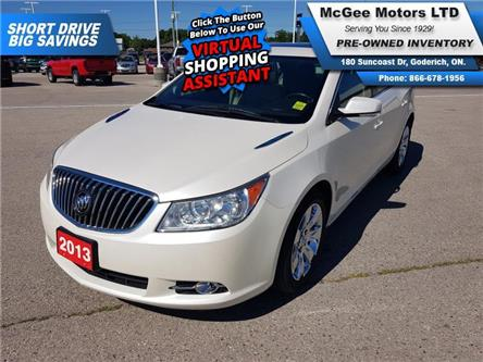 2013 Buick LaCrosse eAssist Luxury Group (Stk: 170866) in Goderich - Image 1 of 25