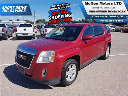 2013 GMC Terrain SLT-1 (Stk: 344307) in Goderich - Image 1 of 28