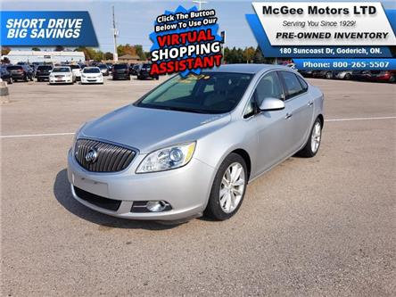 2013 Buick Verano Leather Package (Stk: 148487) in Goderich - Image 1 of 24