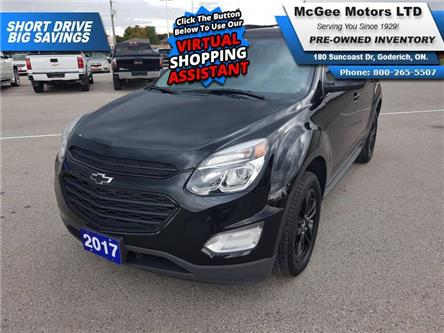 2017 Chevrolet Equinox LT (Stk: 202737) in Goderich - Image 1 of 25