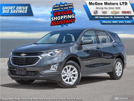 2021 Chevrolet Equinox LT (Stk: 106528) in Goderich - Image 1 of 10