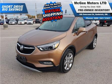 2017 Buick Encore Premium (Stk: 094308) in Goderich - Image 1 of 28