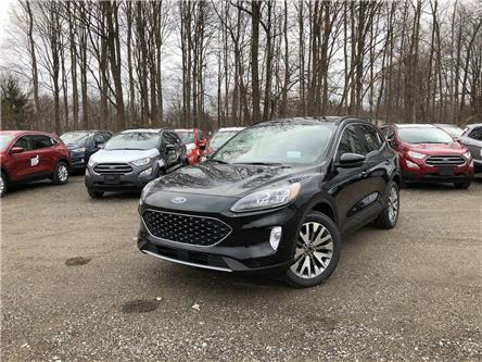 2020 Ford Escape Titanium (Stk: ES201128) in Barrie - Image 1 of 16
