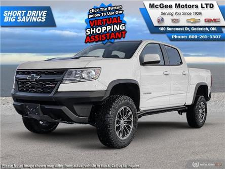 2021 Chevrolet Colorado ZR2 (Stk: 132998) in Goderich - Image 1 of 22