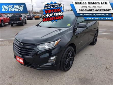 2020 Chevrolet Equinox LT (Stk: A242441) in Goderich - Image 1 of 30