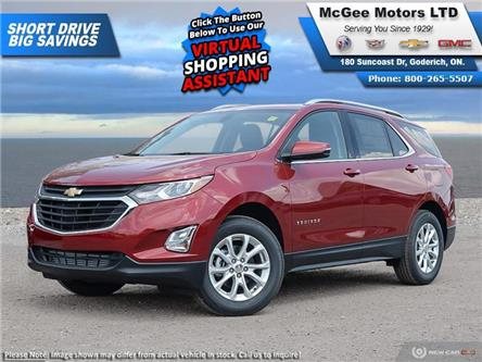 2021 Chevrolet Equinox LT (Stk: 117386) in Goderich - Image 1 of 23