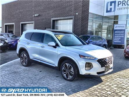 2019 Hyundai Santa Fe Ultimate 2.0 (Stk: H6144A) in Toronto - Image 1 of 30