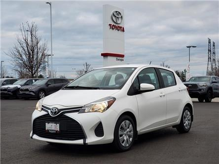 2015 Toyota Yaris  (Stk: P2580) in Bowmanville - Image 1 of 20