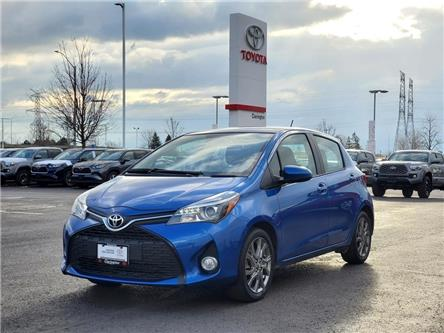 2015 Toyota Yaris  (Stk: P2570) in Bowmanville - Image 1 of 24