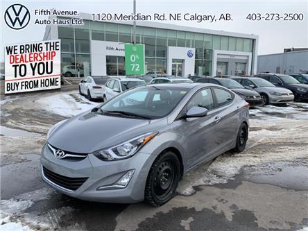 2015 Hyundai Elantra GLS (Stk: 20073A) in Calgary - Image 1 of 22