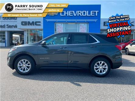 2020 Chevrolet Equinox LT (Stk: 20-157) in Parry Sound - Image 1 of 19