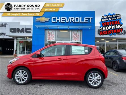 2021 Chevrolet Spark 1LT CVT (Stk: 21-005) in Parry Sound - Image 1 of 17