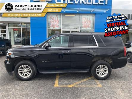 2020 Chevrolet Tahoe LS (Stk: PS20-051) in Parry Sound - Image 1 of 20