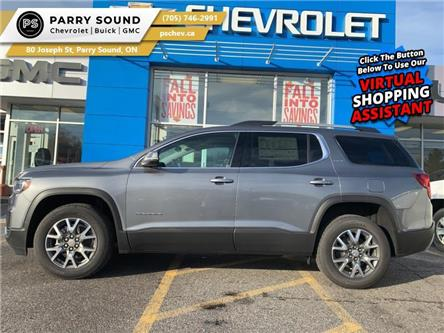 2021 GMC Acadia SLE (Stk: 21-017) in Parry Sound - Image 1 of 20