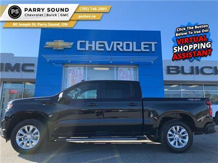2021 Chevrolet Silverado 1500 Silverado Custom (Stk: 21-025) in Parry Sound - Image 1 of 19