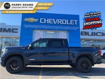2021 GMC Sierra 1500 Elevation (Stk: 21-031) in Parry Sound - Image 1 of 20
