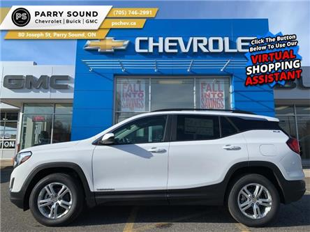 2021 GMC Terrain SLE (Stk: 21-032) in Parry Sound - Image 1 of 19