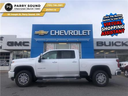 2021 Chevrolet Silverado 3500HD High Country (Stk: 21-041) in Parry Sound - Image 1 of 20