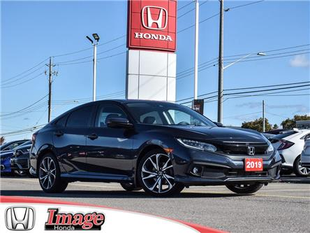 2019 Honda Civic Touring (Stk: OE4425) in Hamilton - Image 1 of 25