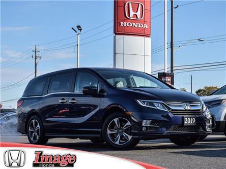 2019 Honda Odyssey EX-L (Stk: 1P141A) in Hamilton - Image 1 of 24