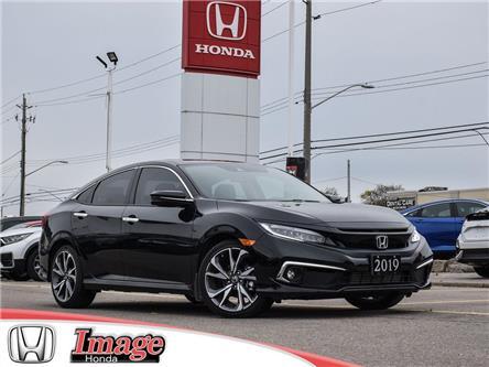 2019 Honda Civic Touring (Stk: OE4435) in Hamilton - Image 1 of 25