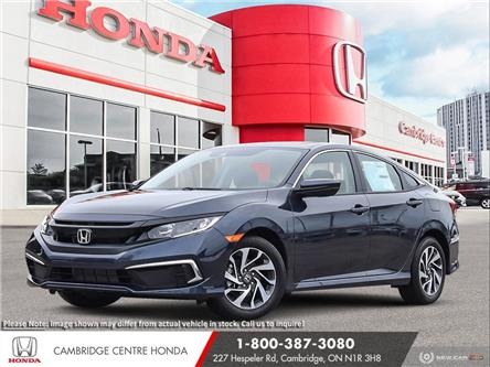 2021 Honda Civic EX (Stk: 21391) in Cambridge - Image 1 of 24