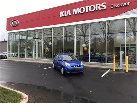2015 Nissan Micra SV (Stk: X5003B) in Charlottetown - Image 1 of 26