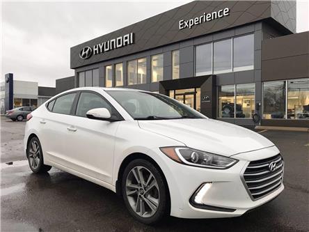 2017 Hyundai Elantra GLS (Stk: N740A) in Charlottetown - Image 1 of 30