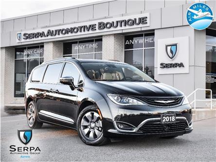 2018 Chrysler Pacifica Hybrid Limited (Stk: CP032) in Aurora - Image 1 of 30