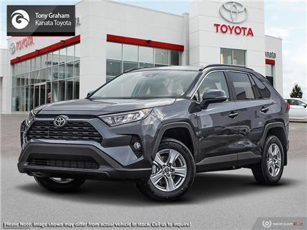 2021 Toyota RAV4 XLE (Stk: 90835) in Ottawa - Image 1 of 24