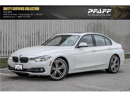 2016 BMW 328i xDrive (Stk: U6256) in Mississauga - Image 1 of 20