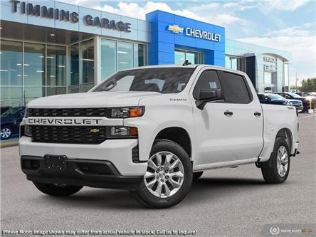 2021 Chevrolet Silverado 1500 Silverado Custom (Stk: 21185) in Timmins - Image 1 of 23
