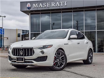 2018 Maserati Levante S GranLusso (Stk: U548) in Oakville - Image 1 of 30