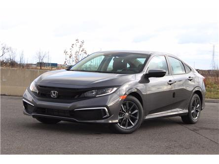 2021 Honda Civic EX (Stk: 210040) in Orléans - Image 1 of 20