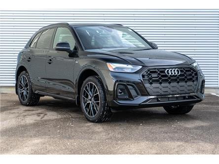 2021 Audi Q5 45 Progressiv (Stk: N5724) in Calgary - Image 1 of 19