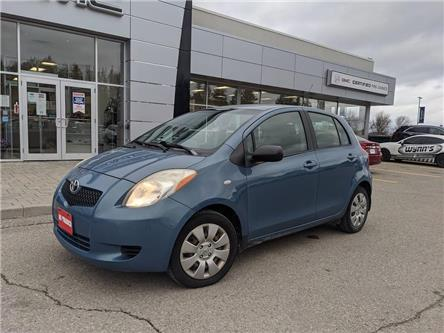 2008 Toyota Yaris  (Stk: 20146A) in Orangeville - Image 1 of 16