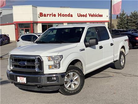 2016 Ford F-150 XLT (Stk: U16293) in Barrie - Image 1 of 23
