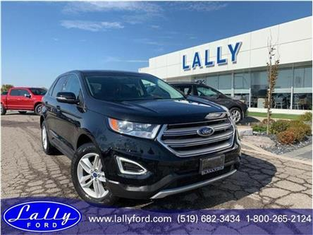 2016 Ford Edge SEL (Stk: 26934A) in Tilbury - Image 1 of 14