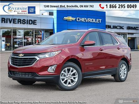 2021 Chevrolet Equinox LT (Stk: 21-049) in Brockville - Image 1 of 23