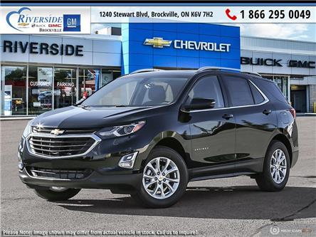 2021 Chevrolet Equinox LT (Stk: 21-048) in Brockville - Image 1 of 23