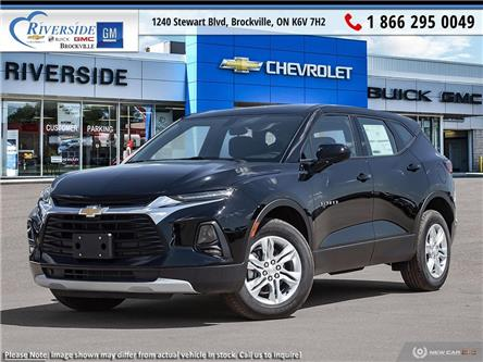 2021 Chevrolet Blazer LT (Stk: 21-054) in Brockville - Image 1 of 23