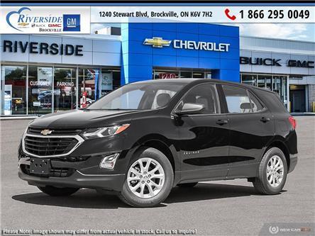 2021 Chevrolet Equinox LS (Stk: 21-059) in Brockville - Image 1 of 23