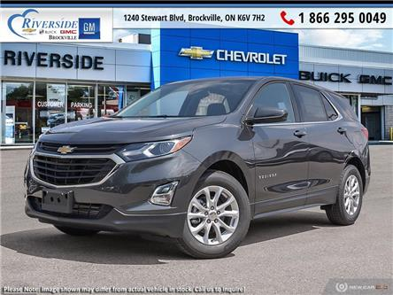 2021 Chevrolet Equinox LT (Stk: 21-058) in Brockville - Image 1 of 23