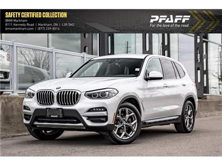 2021 BMW X3 xDrive30i (Stk: U13728) in Markham - Image 1 of 22
