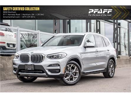 2021 BMW X3 xDrive30i (Stk: U13730) in Markham - Image 1 of 22