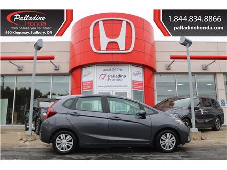 2016 Honda Fit LX (Stk: BC0136) in Greater Sudbury - Image 1 of 31