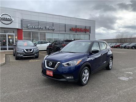 2019 Nissan Kicks S (Stk: P2115) in Smiths Falls - Image 1 of 14
