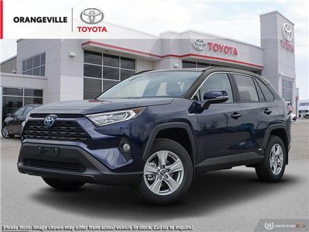 2021 Toyota RAV4 Hybrid XLE (Stk: 21125) in Orangeville - Image 1 of 23