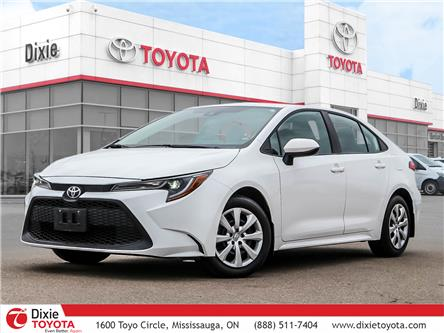 2020 Toyota Corolla  (Stk: D202234A) in Mississauga - Image 1 of 30
